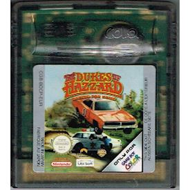 THE DUKES OF HAZZARD GAMEBOY COLOR