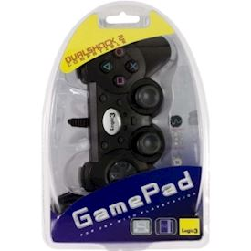 LOGIC 3 DUALSHOCK 2 PS2 GAMEPAD