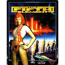 THE FIFTH ELEMENT PC BIGBOX