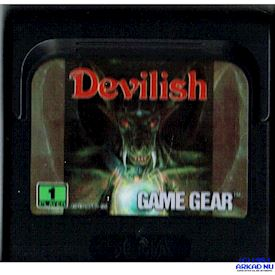 DEVLISH GAME GEAR