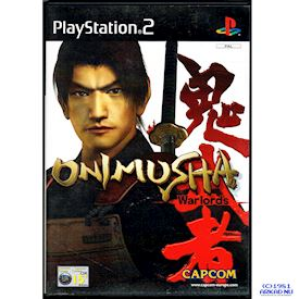 ONIMUSHA WARLORDS PS2