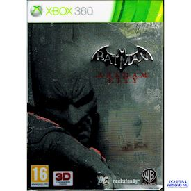 BATMAN ARKHAM CITY JOKER STEELBOOK EDITION XBOX 360