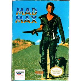 MAD MAX NES USA