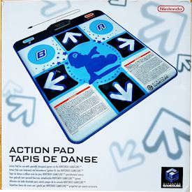 ACTION PAD DANSMATTA GAMECUBE