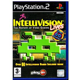 INTELLIVISION LIVES THE HISTORY OF VIDEO GAMING PS2