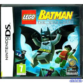 LEGO BATMAN THE VIDEOGAME DS