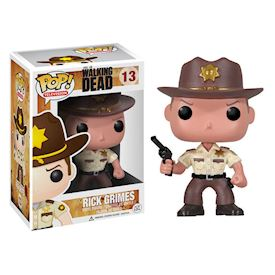 FUNKO POP RICK GRIMES THE WALKING DEAD #13