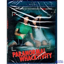 PARANORMAL WHACKTIVITY BLU-RAY