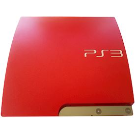 PLAYSTATION 3 SLIM 320GB SCARLET RED LIMITED EDITION