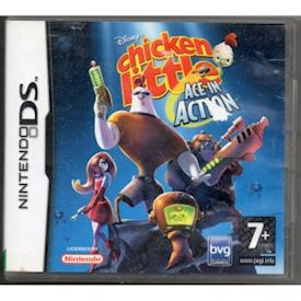 DISNEY'S CHICKEN LITTLE ACE IN ACTION DS