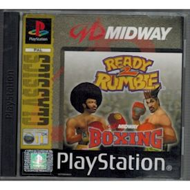 READY 2 RUMBLE PS1