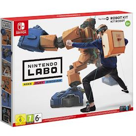 NINTENDO LABOROBOT KIT SWITCH