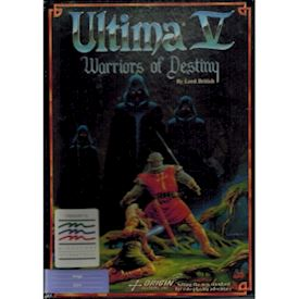 ULTIMA V WARRIORS OF DESTINY AMIGA