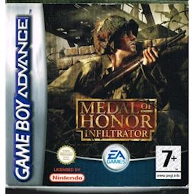 MEDAL OF HONOR INFILTRATOR GAMEBOY ADVANCE