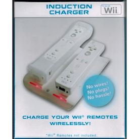 INDUCTION CHARGER FÖR WII REMOTES