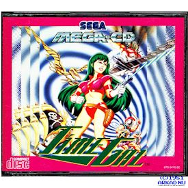 TIME GAL MEGA-CD