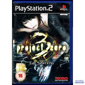 PROJECT ZERO 3 THE TORMENTED PS2