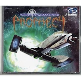 WING COMMANDER PROPHECY PC