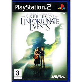 LEMONY SNICKETS A SERIES OF UNFORTUNATE EVENTS PS2