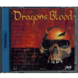 DRAGONS BLOOD DREAMCAST