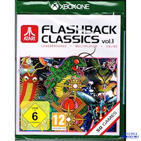 ATARI FLASHBACK CLASSICS VOL 1 XBOX ONE