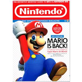 THE OFFICIAL NINTENDO MAGAZINE NR 101 XMAS 2013
