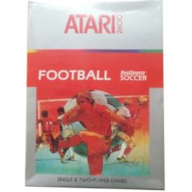 FOOTBALL ATARI 2600 Cartridge NYTT