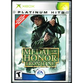 MEDAL OF HONOR FRONTLINE XBOX USA