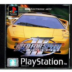 NEED FOR SPEED III HOT PURSUIT PS1