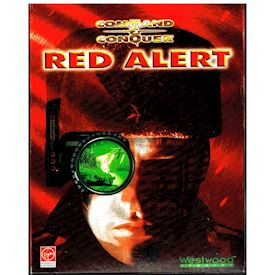 COMMAND & CONQUER RED ALERT PC BIGBOX