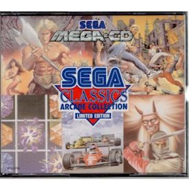 SEGA CLASSICS ARCADE COLLECTION MEGA-CD