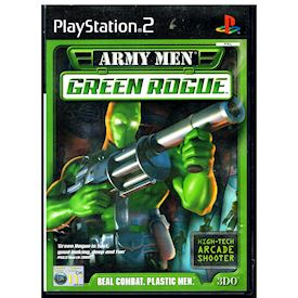 ARMY MEN GREEN ROGUE PS2