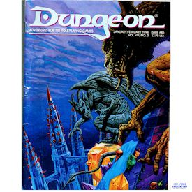DUNGEON #45 JAN-FEB 1994