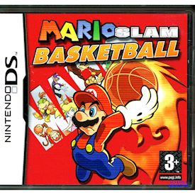 MARIO SLAM BASKETBALL DS