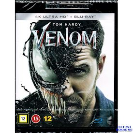 VENOM 4K ULTRA HD + BLU-RAY