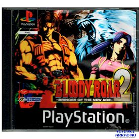BLOODY ROAR 2 PS1