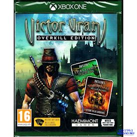 VICTOR VRAN OVERKILL EDITION XBOX ONE