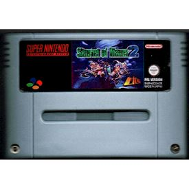 SECRET OF MANA 2 REPRO SNES
