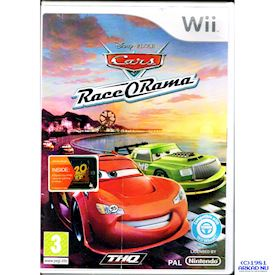 CARS RACE-O-RAMA WII