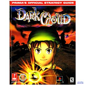 DARK CLOUD PRIMAS OFFICIAL STRATEGY GUIDE