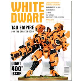 WHITE DWARF APRIL 2013
