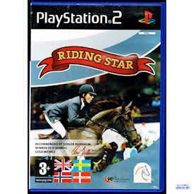 RIDING STAR PS2