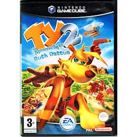 TY THE TASMANIAN TIGER 2 BUSH RESCUE GAMECUBE