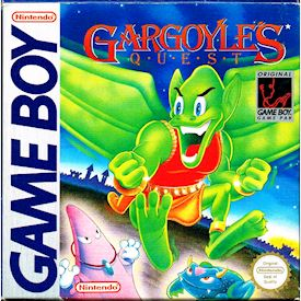 GARGOYLES QUEST GAMEBOY SCN