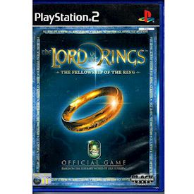 THE LORD OF THE RINGS THE FELLOWSHIP OF THE RING PS2