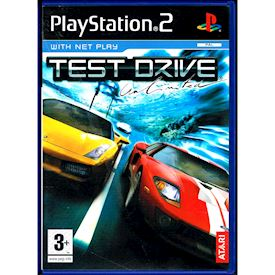 TEST DRIVE UNLIMITED PS2