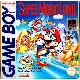 SUPER MARIO LAND GAMEBOY SCN