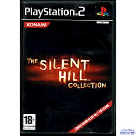 SILENT HILL COLLECTION PS2