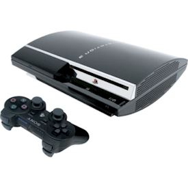 PLAYSTATION 3 80GB CECHL04
