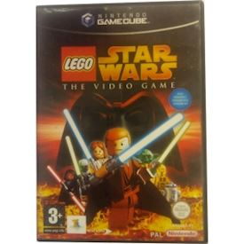 LEGO STAR WARS THE VIDEOGAME GAMECUBE